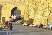 محورهای پلدختر - خرم آباد و پلدختر - اندیمشک مسدود شد