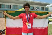 قهرمان رویینگ جوانان آسیا: رقابت سختی با حریفان داشتیم