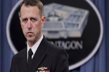 فرمانده آمریکایی: قواعد ما درباره مواجهه با نیروی دریایی سپاه تغییری نکرده است