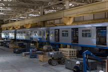 74 واگن مسافربری و باری در اراک تولید شد