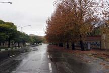 باران طراوت را در رگان چهارمحال و بختیاری جاری کرد