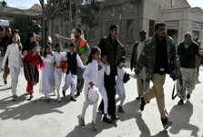 در حمله انتحاری به کلیسایی در پاکستان 10 نفر کشته شدند
