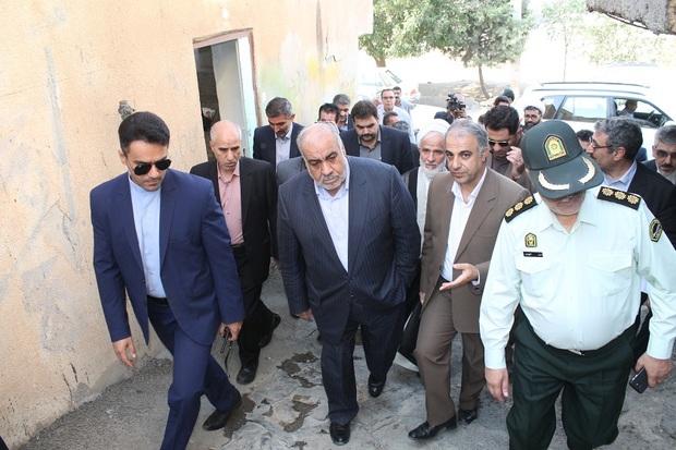 استاندار بر تسریع در اجرای طرح های عمرانی کنگاور تاکید کرد