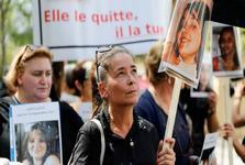 گسترش بحران قتل زنان و خشونت خانگی در فرانسه