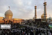 حرم عبدالعظیم(ع) میزبان سوگواران حسینی است