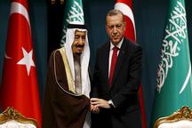 گفت وگوی پادشاه عربستان با رییس جمهور ترکیه درباره خاشقچی