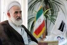آیت الله سلیمانی از ستاد نوروزی سیستان و بلوچستان تقدیر کرد