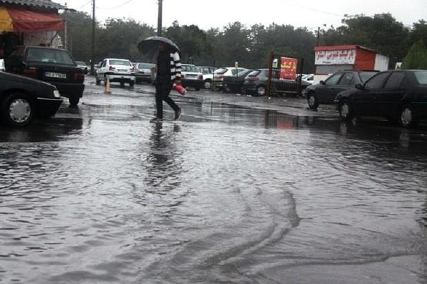 آستارا بارانی است