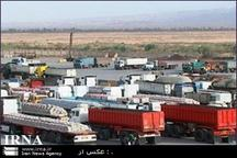 مرز بین المللی مهران ایام نوروز 96 برای صادرات کالا فعال است