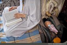 مردم خراسان شمالی در 150 مسجد معتکف می شوند
