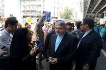 صالحی امیری: غده سرطانی رژیم صهیونیستی باعث تفرقه در جهان اسلام است