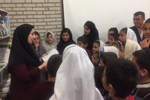 بیست و یکمین کتابخانه اهدایی خیران در مهاباد راه اندازی شد