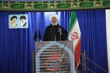 دشمن با تمام توان در صدد ایجاد اخلال در پایداری انقلاب اسلامی بود