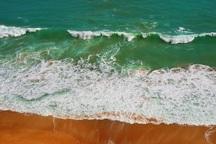 کیش و قشم زیر آب نمیروند / آب خلیجفارس پایین میرود
