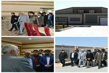 پنج طرح عمرانی در نهمین روز دهه فجر در زابل افتتاح شد