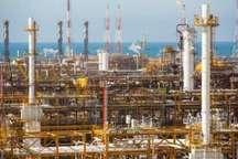 فرآوری بیش از 10میلیاردمترمکعب گاز درپالایشگاه نهم پارس جنوبی