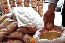 برنج های کشف شده در تبریز در فروشگاه ها توزیع می شود