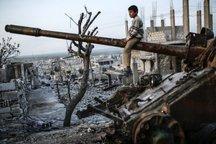 سوریه سرزمین زورآزمایی ابرقدرت ها