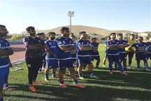 پیروزی استقلال خوزستان مقابل برق نوین شیراز در دیداری دوستانه