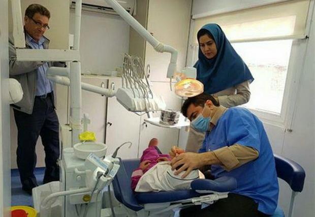 15 مرکز دندانپزشکی استان کرمانشاه در نوروز فعال است