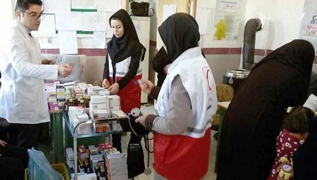 40 کاروان سلامت هلال احمر در سیستان و بلوچستان حضور می یابند