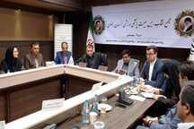 مجمع انتخاباتی هیات پزشکی ورزشی خراسان رضوی برگزار شد