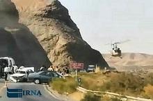تصادف در محور مشهد- سرخس با یک کشته و 2 مجروح