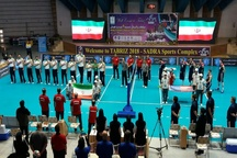 والیبال نشسته ایران در برابر امریکا پیروز شد