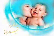 شیر مادر و سلامتی کودک