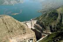 تأمین آب پایدار 232 هزار نفر از سد کوثر گچساران