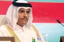 قطر: آمریکاییها به دنبال جنگ با ایران نیستند/ ایران با وجود تحریمها پای میز مذاکره نمیآید