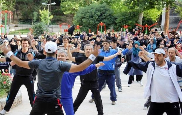 48هزار ورزشکار سازمان یافته در لرستان فعالیت می کنند
