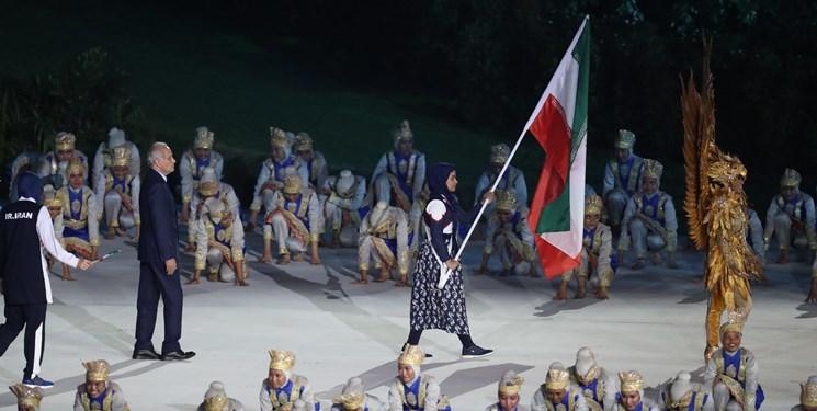 تقدیر روحانی از نتایج کاروان ایران در بازیهای آسیایی اندونزی