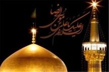 خوزستان در سالروز شهادت امام هشتم شیعیان به سوگ نشست