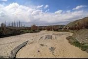 راه 10 روستای رازوجرگلان هنوز باز نشده است