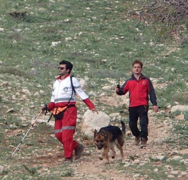 جست و جو برای یافتن مرد اردکانی در کوهستان ادامه دارد