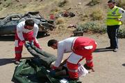 آمار فوتیهای سوانح رانندگی در قزوین ۴۰ درصد کاهش یافت