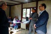 دانش آموزان روستای لمر اسالم تالش، چشم انتظار خیران مدرسه ساز