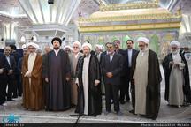 مسئولان عالی قضایی با آرمان های حضرت امام خمینی(س) تجدید میثاق کردند