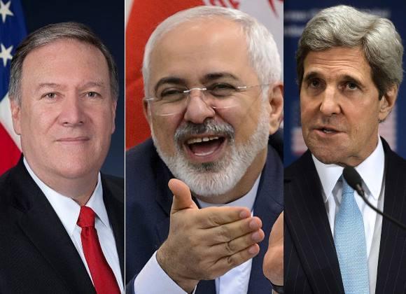 دلایل عصبانیت شدید ترامپ و دولتش از دیدار جان کری با ظریف