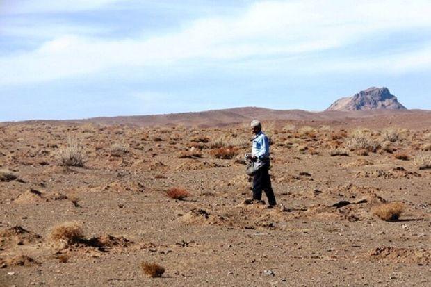 ۲۰۰ هکتار مرتع در دامغان  بذرپاشی شد