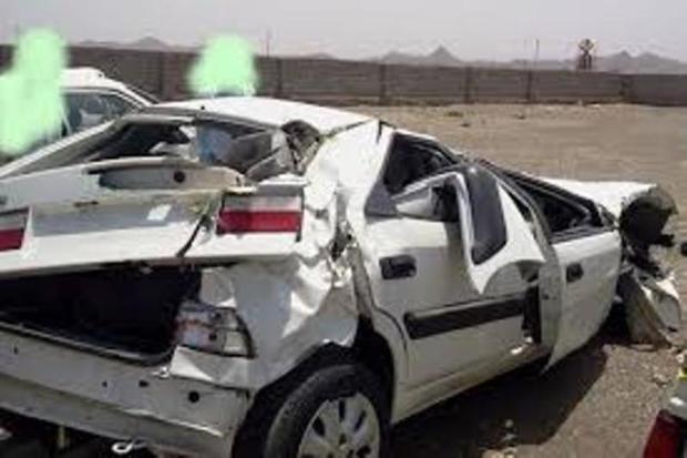 سه نفر در حوادث فارس کشته و پنج نفر مصدوم شدند