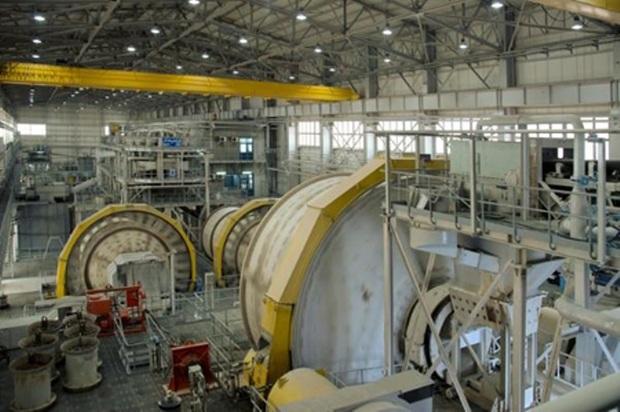 کارخانه تغلیظ معدن ایجو شهربابک راه اندازی می شود