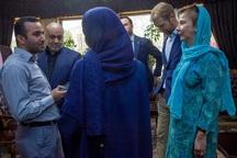 در حال بررسی کمک درمانی به زلزله زدگان هستیم