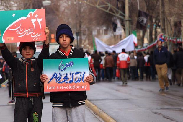 اقتدار و وحدت ملی سرمایه اصلی انقلاب اسلامی است