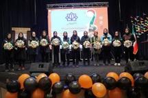 مسابقه های بسکتبال سه نفره دانشجویان دختر در کاشان آغاز شد