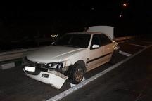 برخورد سه خودرو در سنندج 2 مصدوم برجا گذاشت