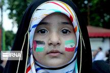 برپایی غرفههای روز ماندگار در پیاده راه فرهنگی رشت