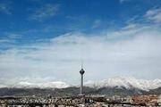 کیفیت هوای تهران با شاخص 90سالم است
