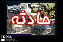 بی احتیاطی راننده اسکانیا سه نفر را به کام مرگ کشاند